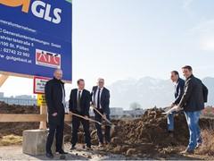 GLS Austria baut Öko-Depot in Vorarlberg