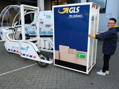 GLS startet emissionsfreie Zustellung in Oldenburg