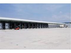 GLS: neues Depot in Offenburg am Netz