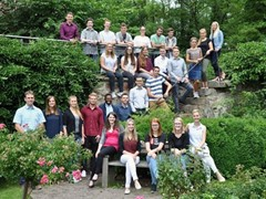 GLS: Rund 70 neue Auszubildende und Duale Studenten