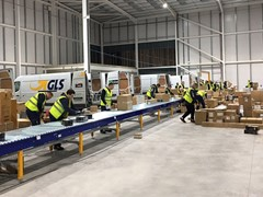 GLS Ireland opens new depot in Cork