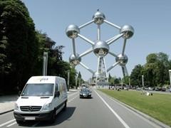 Flexible Zustellung beim Paketversand zwischen Belgien, Deutschland und Österreich