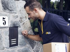 GLS führt flexible Zustellung in Luxemburg ein