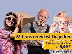 GLS startet bundesweite PaketShop-Kampagne