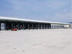 GLS startet Bau des neuen Öko-Depots