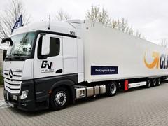 GLS Germany setzt erstmals Lang-Lkw ein