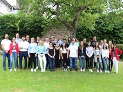 GLS begrüßt Auszubildende und Dual Studierende