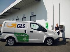 GLS Germany nutzt ab sofort 100 Prozent Ökostrom