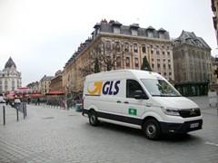 GLS testet nachhaltige eVan-Zustellung in Lille