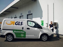 GLS Germany now uses 100 per cent green electricity