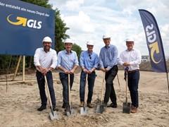 GLS starts building new site in Essen