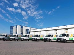 GLS delivers parcels emission-free in Karlsruhe