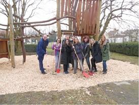 GLS Freiwilligentag Neuenstein und Eschborn Kinderheimat (1)