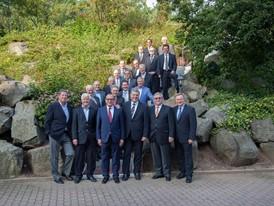 Gründer feiern mit GLS Germany