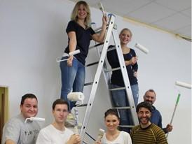 GLS-Freiwilligentag in Bad Hersfeld