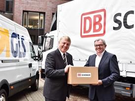 GLS und DB Schenker: Deutschland-Start für Paketkooperation