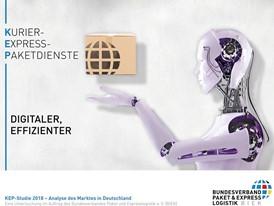 KEP-Studie 2018 - Analyse des Marktes in Deutschland