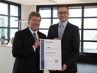 GLS Germany gemäß GDP zertifiziert