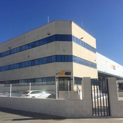 Neues GLS-Hub in Ribarroja, Valencia