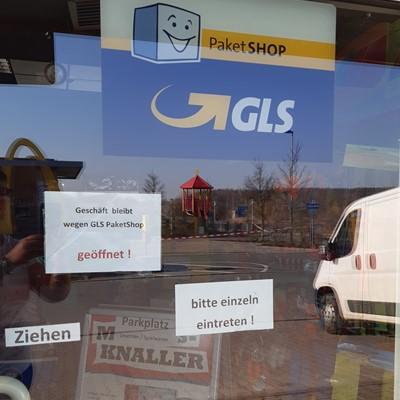 GLS PaketShop sagt Danke 2