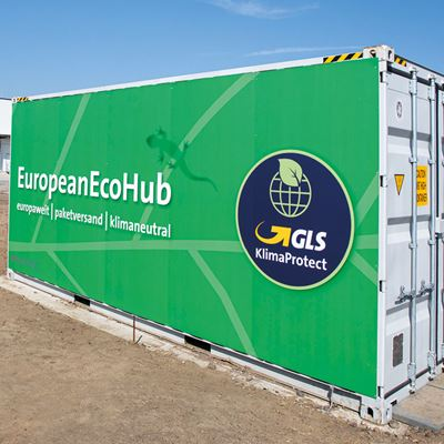 EuropeanEcoHub battery storage