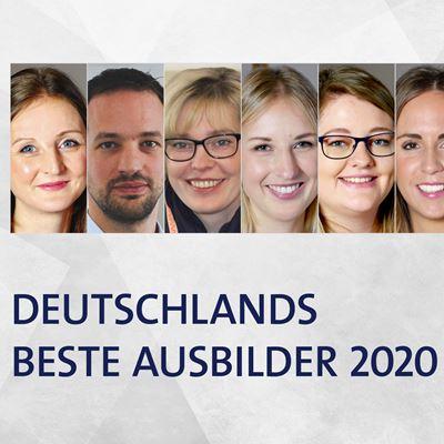 GLS gehört zu Deutschlands besten Ausbildern