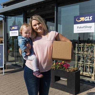 GLS PaketShops haben geöffnet