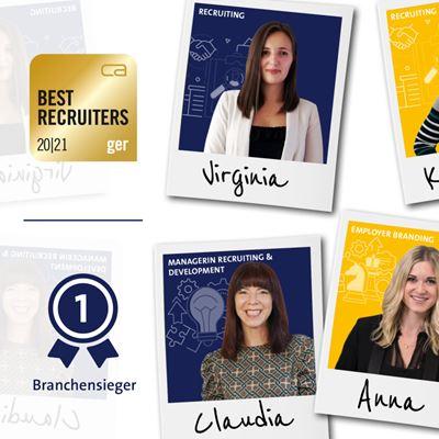 GLS Germany ist erneut Branchensieger in der Best-Recruiters-Studie