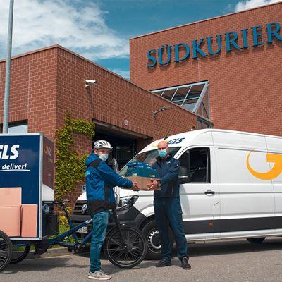 GLS kooperiert mit SK CityLogistik bei emissionsfreier Zustellung