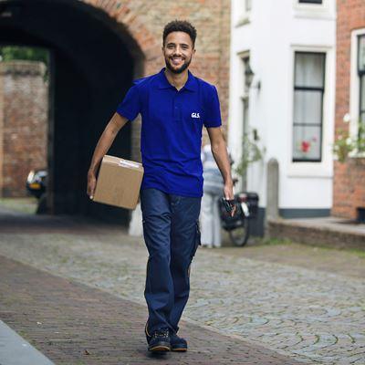 GLS - Deliveryman 2C parcel