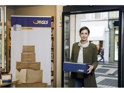 Schnellerer Europa-Versand über die GLS PaketShops