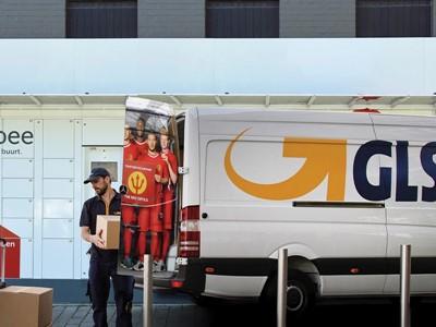 GLS Belgium verdichtet Netzwerk mit 170 neuen Cubee Paketautomaten