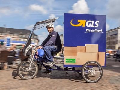 GLS Germany startet Lastenräder in Darmstadt