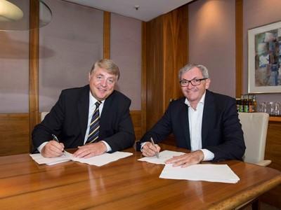 GLS und DB Schenker Logistics schließen Partnerschaft auf Europa-Ebene