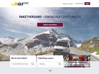 Paketversand: Neues Portal für Privatkunden und sporadische Versender