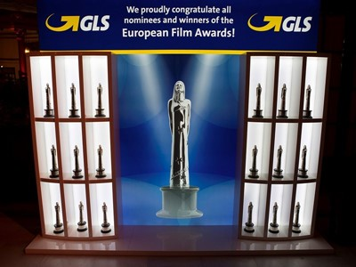 GLS liefert erneut den Europäischen Filmpreis
