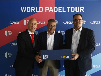 World Padel Tour und GLS Spain besiegeln Allianz