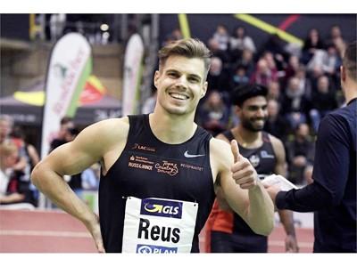 GLS setzt Unterstützung für Leichtathletik fort