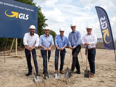 GLS baut neuen Standort in Essen