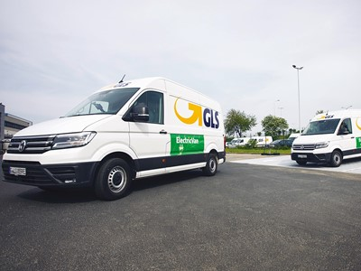 GLS: jetzt acht eCrafter in Düsseldorf