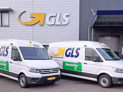 GLS Netherlands stellt Pakete emissionsfrei zu