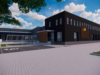 GLS Netherlands baut Depot Wijchen aus