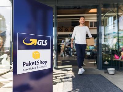 Über 95 Prozent der GLS PaketShops geöffnet