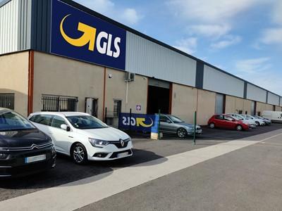 GLS eröffnet Depot in Servian bei Béziers