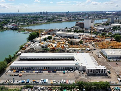New Mannheim depot opens