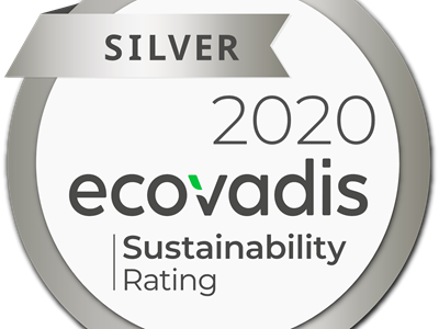 EcoVadis Silver status for the GLS Group