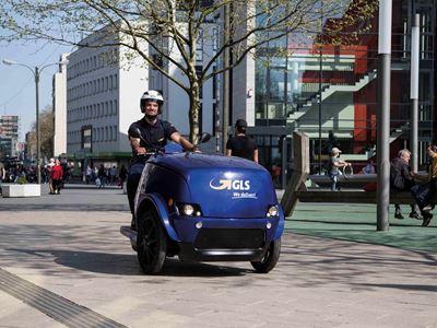 GLS Austria setzt auf Elektrofahrzeuge
