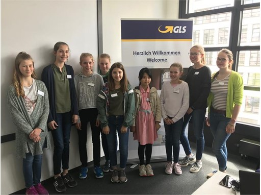 GLS Girls'Day  Eschborn 2018 (1)
