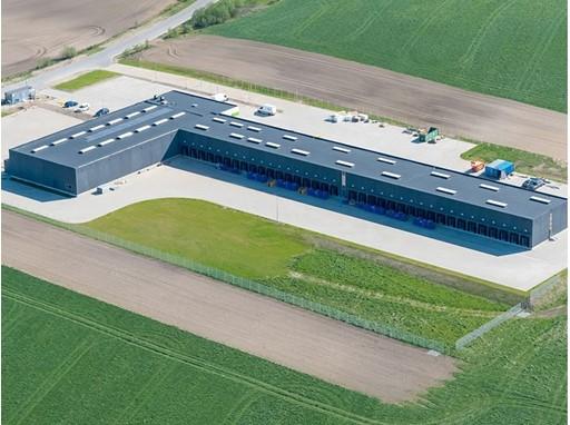 Neuer GLS-Standort in Horsens