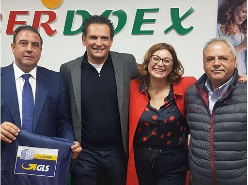 Iberdoex und GLS Spain